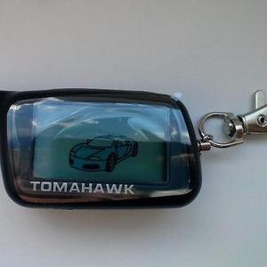 Продам новый пульт (брелок) с ЖК экраном для а/с Tomahawk X5