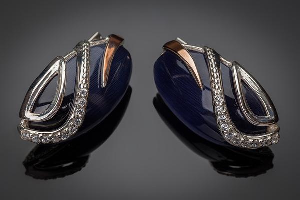 Уникальные украшения из серебра оптом 2