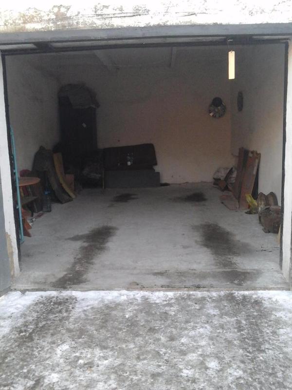 продам гараж в БАЛХАШЕ 5